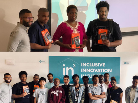 Clearly Innovative Education and Connect.DC — Digital Inclusion Initiative