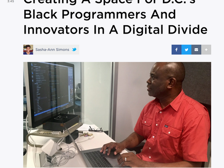 CEO Aaron Saunders In The News