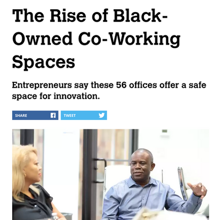 Inclusive Innovation Incubator: In The News