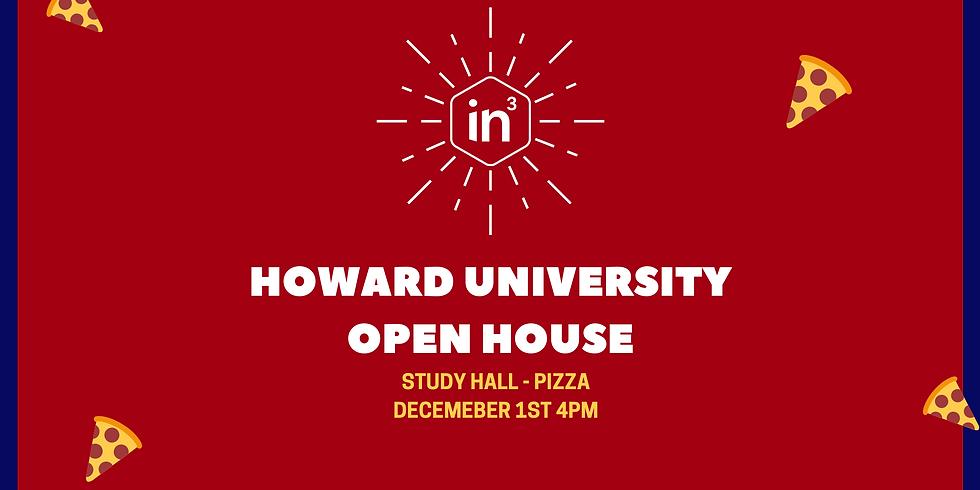 Howard University Student Open House - Study Hall #2