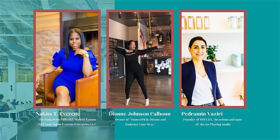 In3's Grow & Glow presents: Women Entrepreneurial Journey