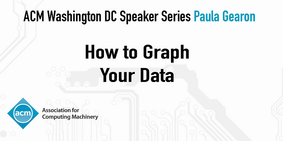 ACM DC Presents: How to Graph Your Data w/ Paula Gearon