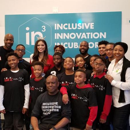 Open House: In3DC - Microsoft 2019 Workshops on STEM