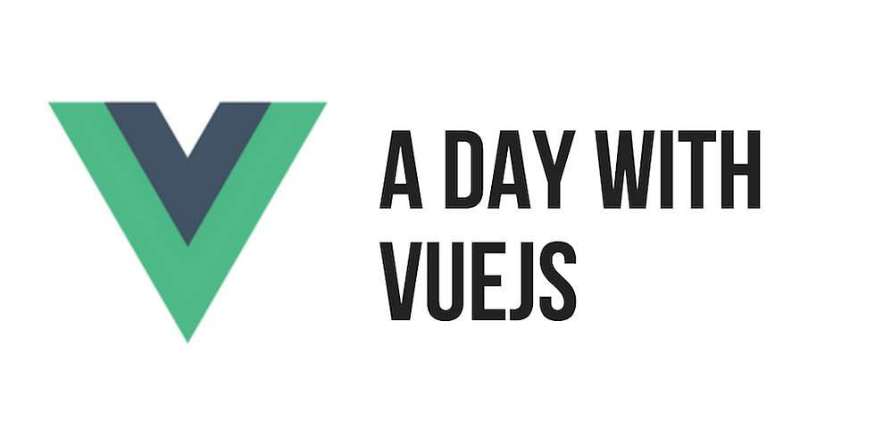 FREE PREVIEW SESSION: Vue One Day Workshop