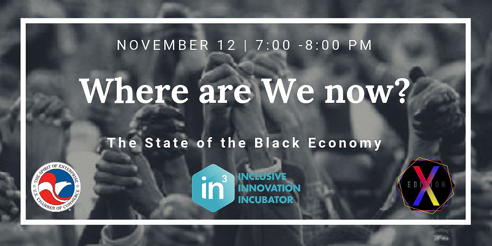Where Are We Now: State of the Black Economy