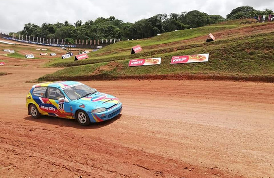 Mag City Racing Team at Colombo Supercross 2018