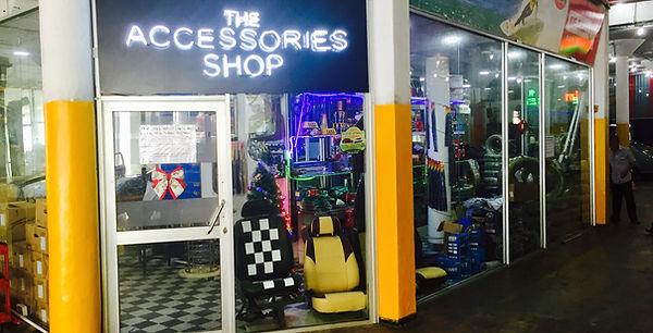 Mag City accessory shop