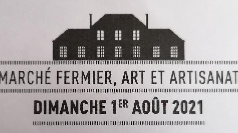 Marché Fermier, Art et Artisanat 2021