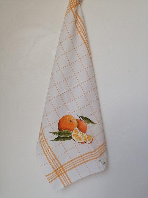 "Torchon ""Oranges"""