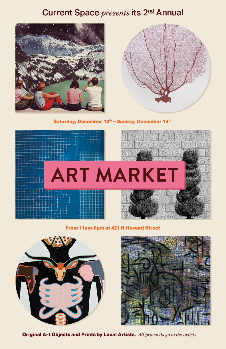 2nd Annual Art Market