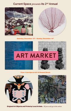 2nd Annual Art Market