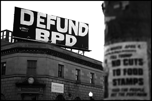 Defund BPD by Rob Ferrell