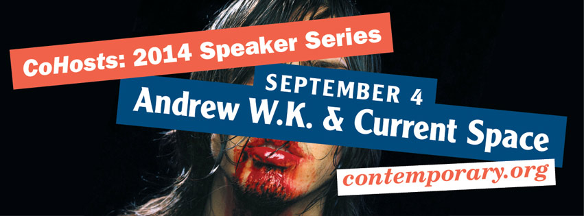 CoHosts: Andrew W.K.