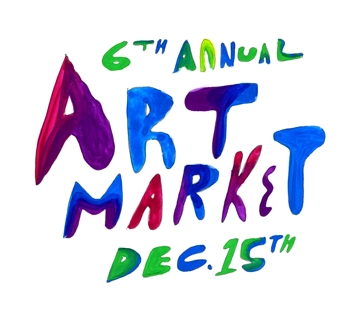 6th Annual Art Market