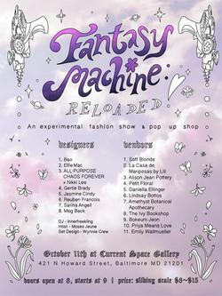 Fantasy Machine Reloaded!