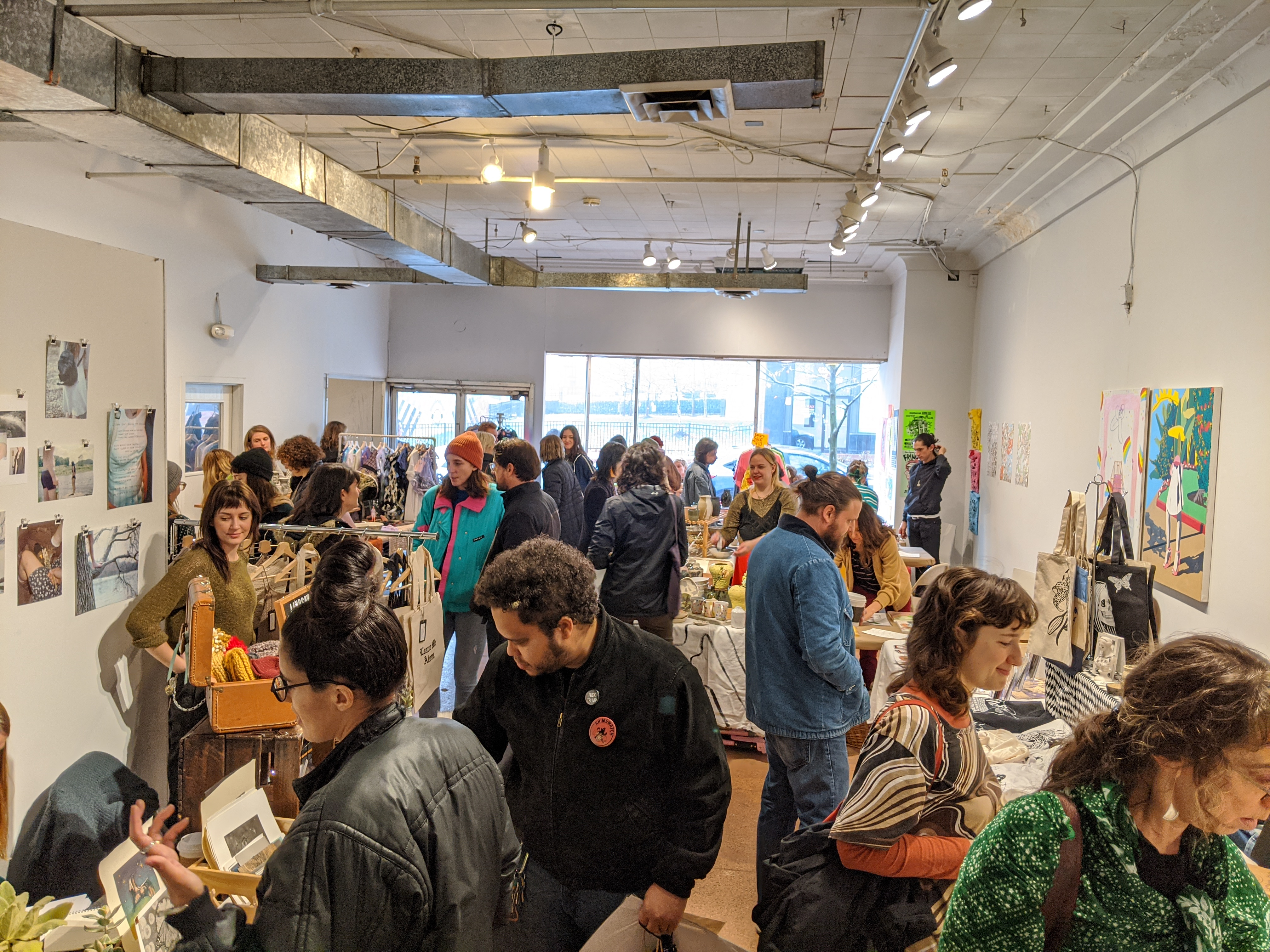 7th Annual Art Market