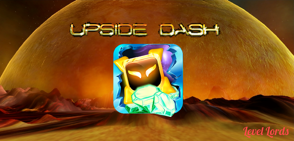 upside dash - icon and logo