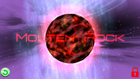 Molten Rock - World 7