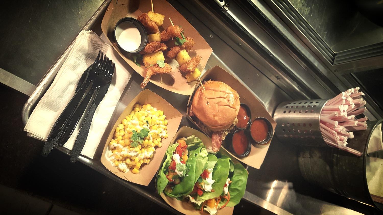 Food Truck Dinner