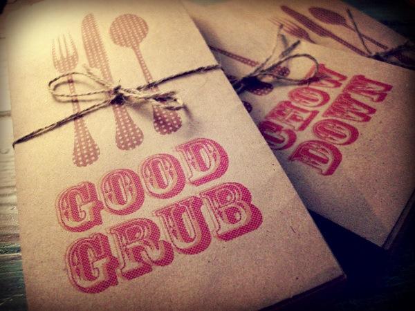 Good Grub Menu