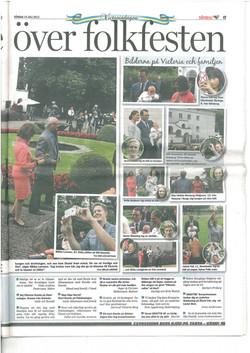 Afton Bladet Journal (SE 2010)