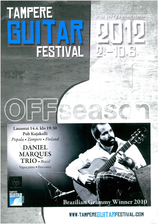 Tampere Guitar Fest 2012