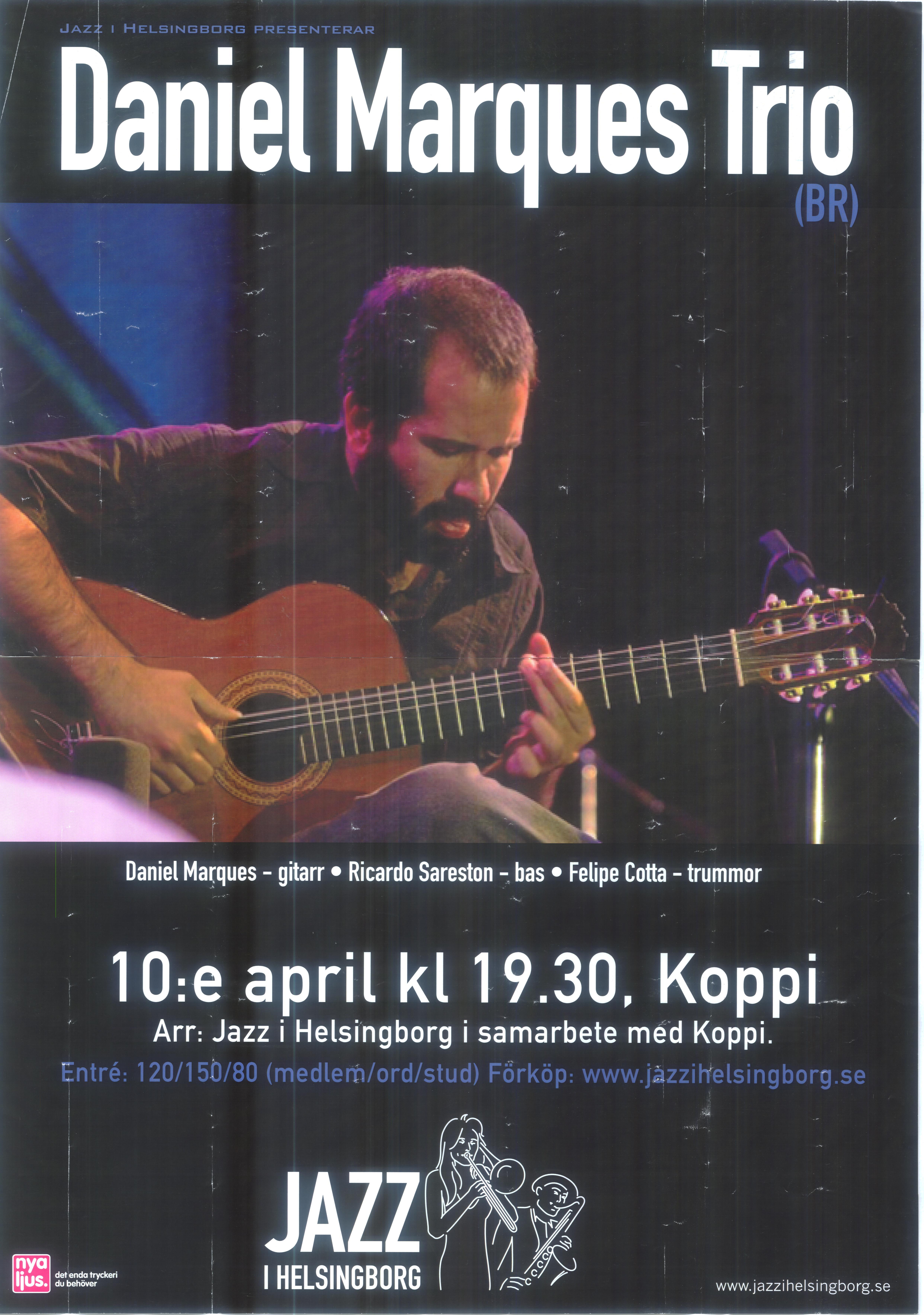 Jazz i YStad (SE 2012)
