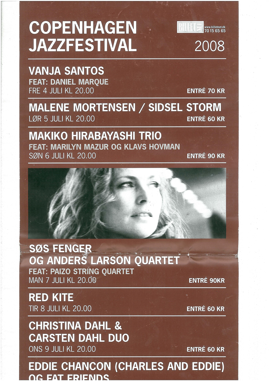 Copenhaguen Jazz Fest (DK 2009)