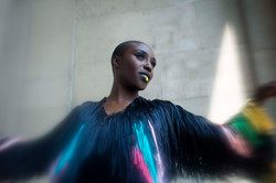 Laura Mvula by Alison Goldfrapp for American Express (Energy)