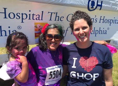 Spread The Joy Founders Raise $18,286 for the Children's Hospital of Philadelphia!