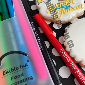 Edible Markers: My Favorite New Tool