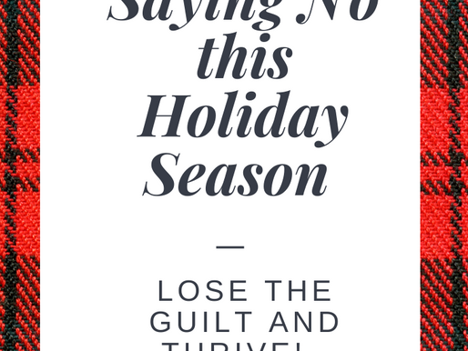 6 Tips for Saying No This Holiday Season