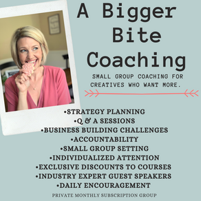 A Bigger Bite Coaching