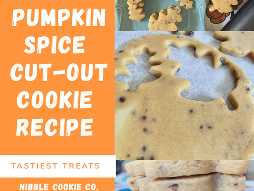 Pumpkin Cookie Recipe for Cut Out C ookies