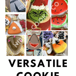 versatile cookie cutters