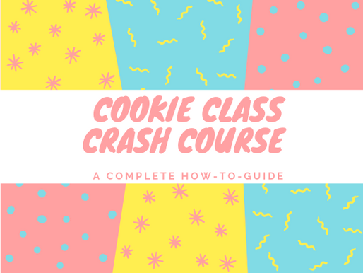 Crash Course For Cookie Classes