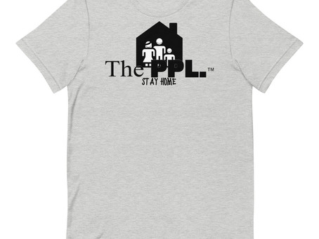 "The ""Intelligent"" #STAYHOME T-Shirt Story"
