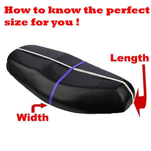 Air flow seat cover How to know your size