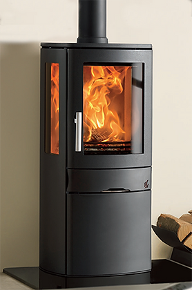 ACR NEO3C Multifuel Woodburner