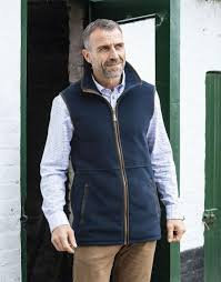 Mens Baleno Harvey Gilet/Bodywarmer