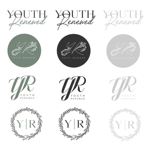 Youth Renewed Logo Concepts