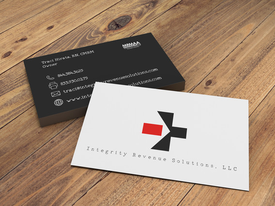 Integrity Revenue Solutions Business Cards