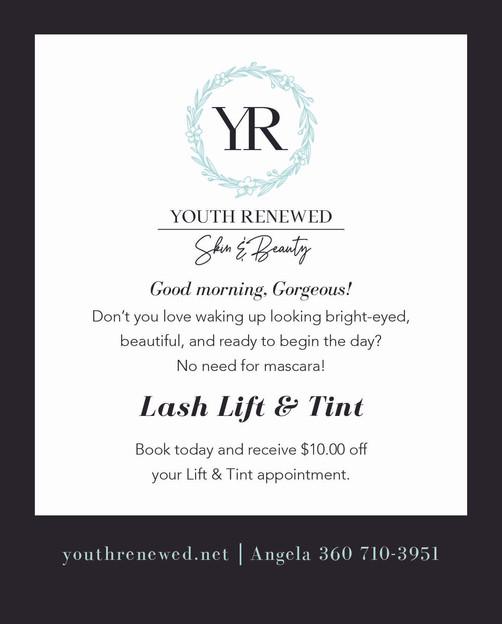 Youth Renewed Flyer