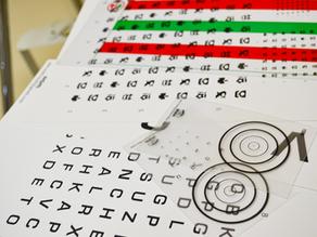 A importância do profissional de Ortoptica para pessoas com distúrbios visuais