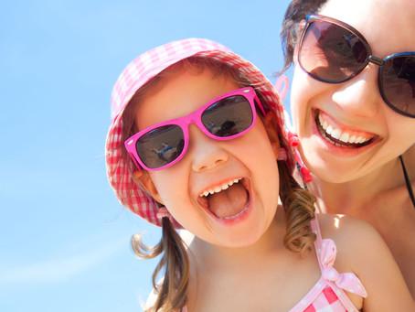 Proteja seus olhos neste verão!