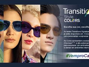 Escolha sua cor, escolha seu estilo!