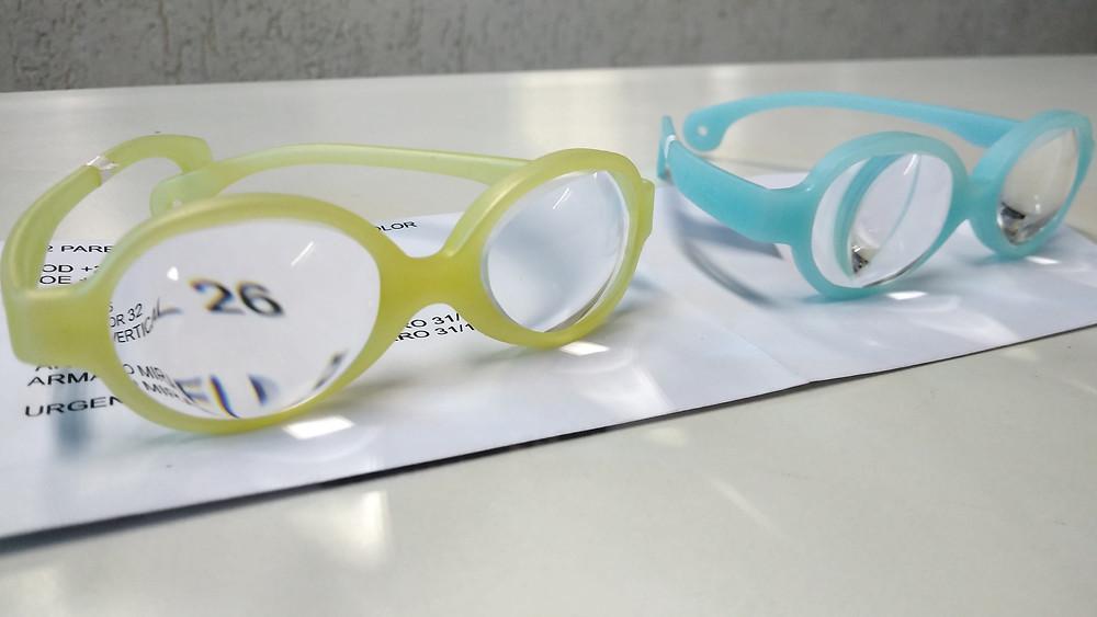 óculos c/ Lente Executive