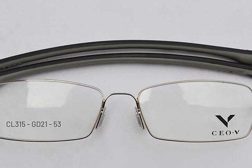 Óculos Dobrável CEOV - CL315-GD21-53