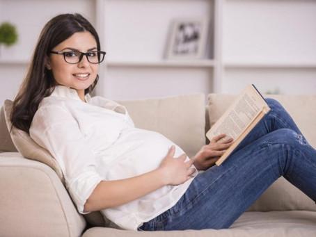 6 Fatos sobre a saúde ocular na gravidez