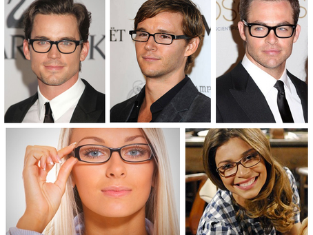 Saiba o que os óculos dizem a seu respeito.